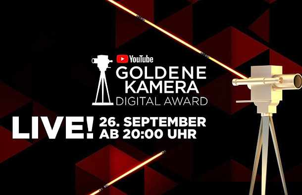 YouTube,GOLDENE-KAMERA,Berlin,EventNews,BerlinEvent,VisitBerlin