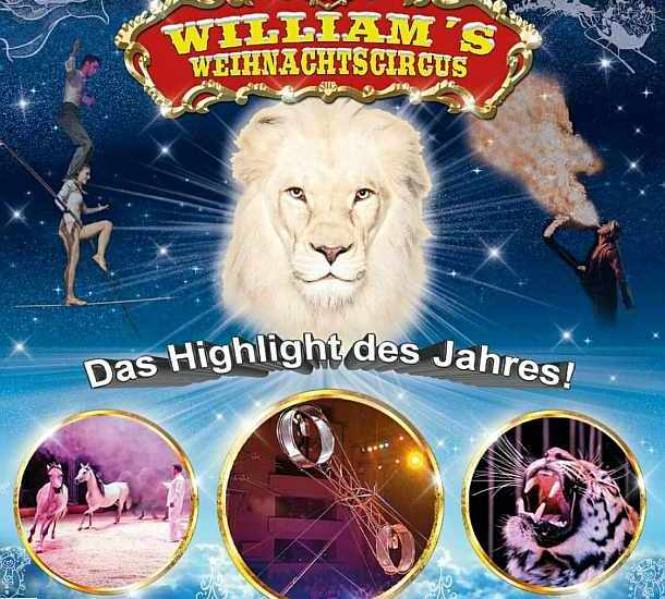 Circus William Show,Berlin,Williams Weihnachtscircus