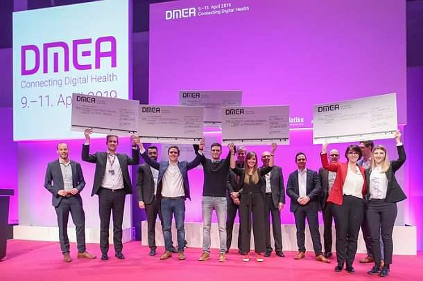 DMEA 2020,Messen,Beruf,Bildung,Konferenz,Event,Berlin