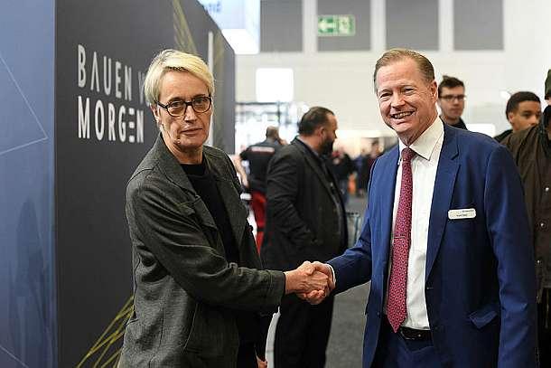 bautec 2020,Messe Berlin,Berlin,Ausstellung,Event