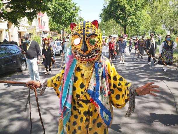 Berlin- Karneval der Kulturen 2020