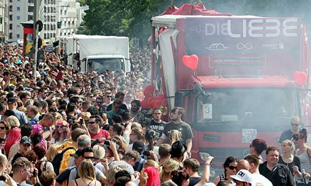 Zug der Liebe,Berlin,EventNewsBerlin,VisitBerlin