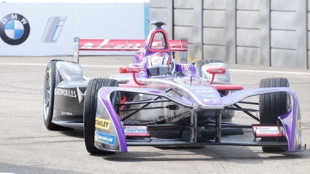 Berlin- E-Prix- Formel E Rennen vom 05. bis 13. August 2020