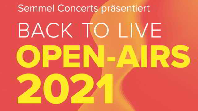 Back To Live 2021 in Berlin