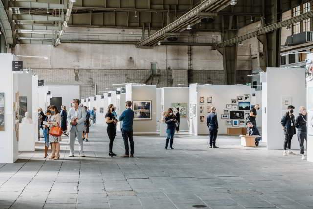 POSITIONS Berlin Art Fair  9.–12. September 2021