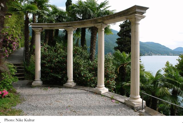 location per matrimonio in ticino - Parco Scherrer
