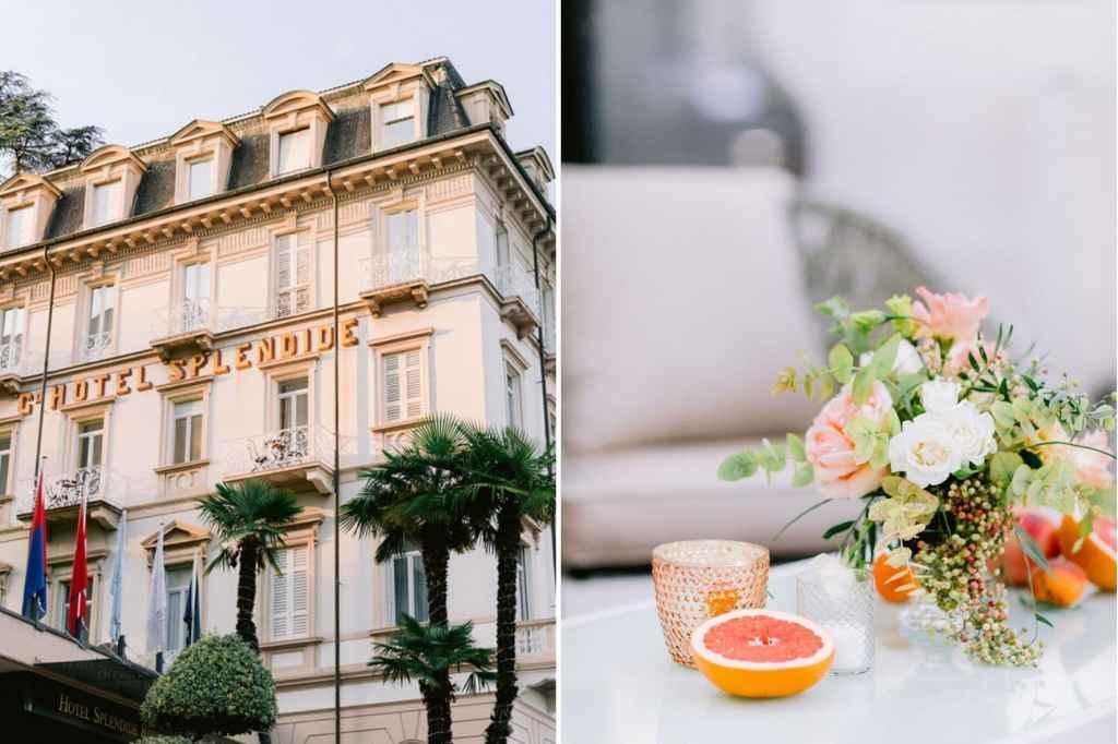 Wedding at Hotel Splendide Lugano