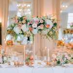 Sophisticated Wedding Design in Lugano, Ticino