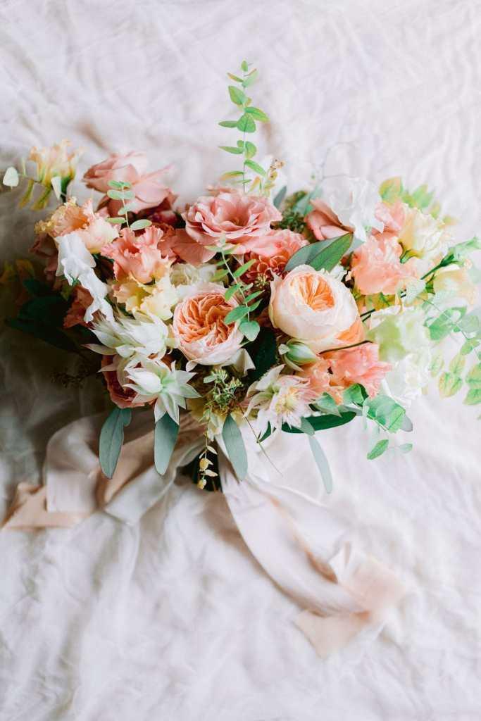 Wedding in Lugano, Ticino - Bridal bouquet