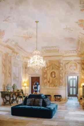 Villa Balbiano property