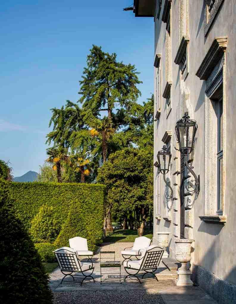 Villa Balbiano venue