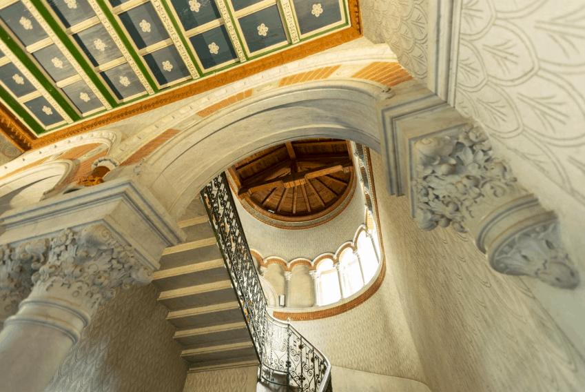 Villa Cipressi internal