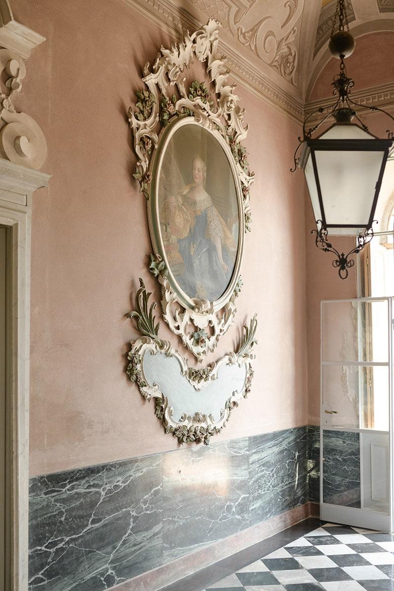 Villa Pizzo internal