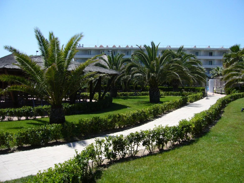 Entorno AGH Hotel
