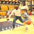 Michael-Jordan-Basketball-Camp-MJ-Guarding-Camper