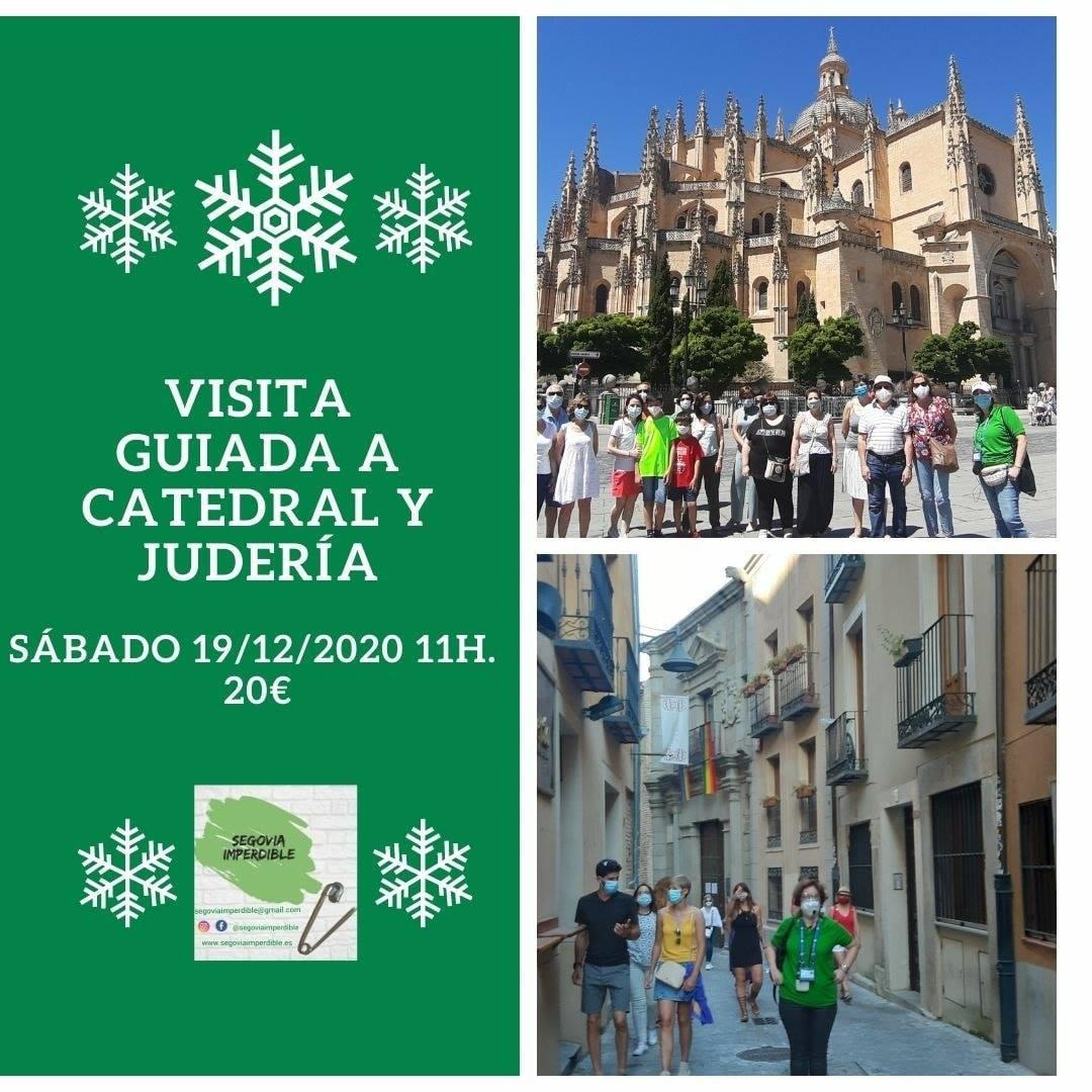 Visita guiada Catedral y Judería - Segovia Imperdible