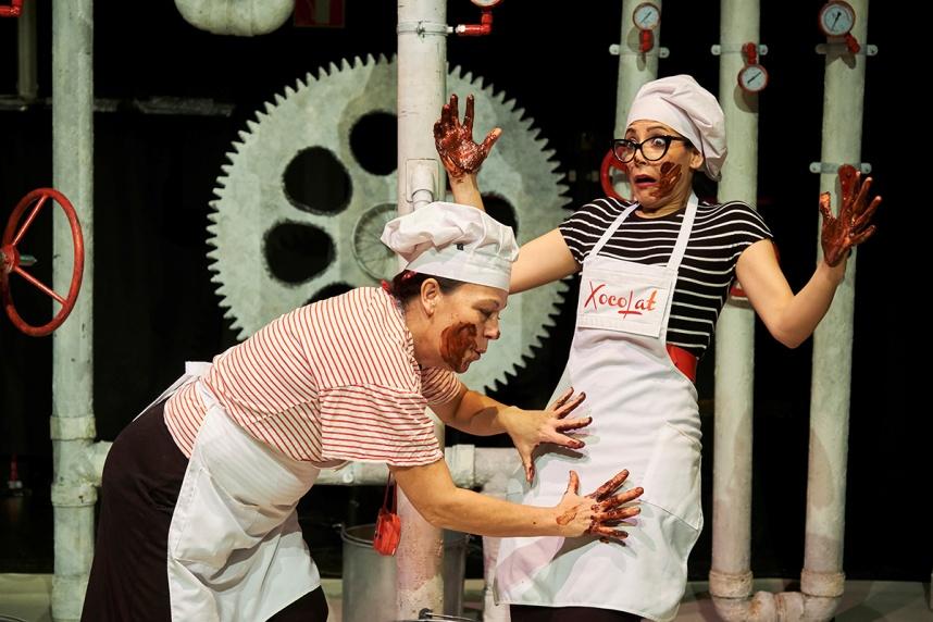 Xocolat, de Teatro Paraíso - Los Sábados al Teatro