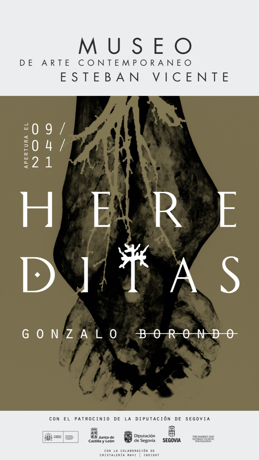 Hereditas de Gonzalo Borondo