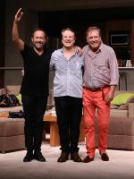 Guillermo Francella (El Clan) junto a Arturo Puig (Grande Pá) y Jorge Marrale (Baraka) presentan: NUESTRAS MUJERES