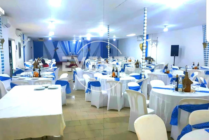 Espace ARCHE - salle de fête à Abidjan cote d'ivoire