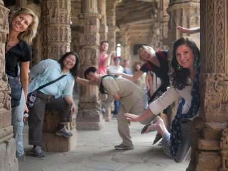 Events and Adventures in India