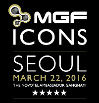 Mobile Games Forum Icons Seoul 2016 @ Hotel Novotel Seoul Ambassador Gangnam