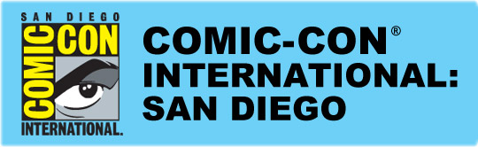 San Diego Comic-Con 2016 @ San Diego Convention Center