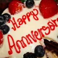 Happy Anniversary Cake To Make Anniversary Special