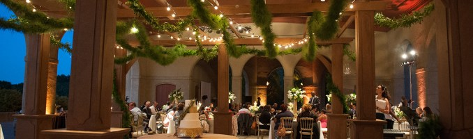 Erin + Jay: A Midwest 'Tuscan Winery' Wedding
