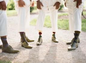 EventsLuxe Midwest Tuscan Winery Wedding guys