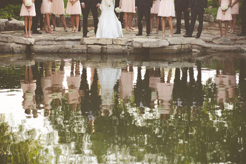 Wedding Party Reflection St. Louis | Events Luxe Weddings