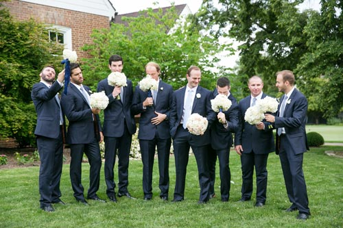 Wedding party image by L Photographie | St. Louis Weddings by Events Luxe