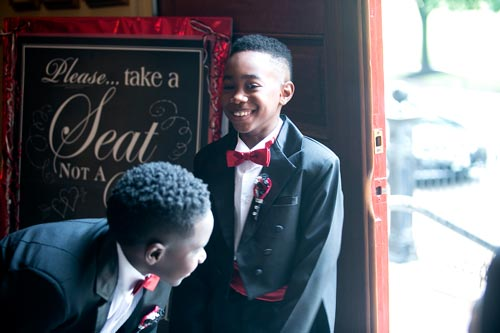 Kids in Weddings | Events Luxe Weddings