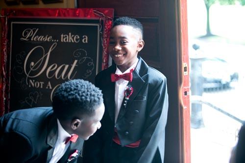 Kids in Weddings | Events Luxe Weddings