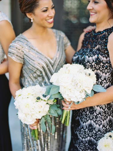 White Wedding Bouquets | Events Luxe Weddings