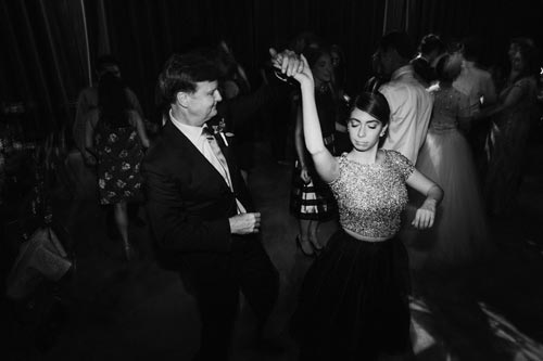 Dancing at Joule Wedding | Events LUxe Weddings