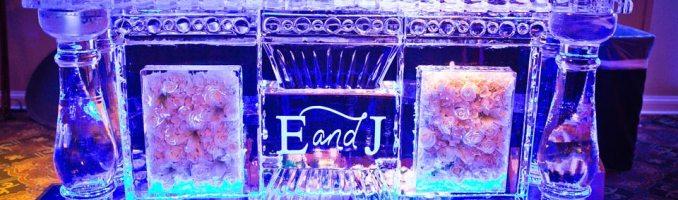 Elizabeth & Justin – A Winter Wonderland, Bringing the Enchanted Forest Indoors!