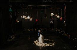 Celina & Dan – Confetti, Pinatas, Geometrics and Drippy Candles