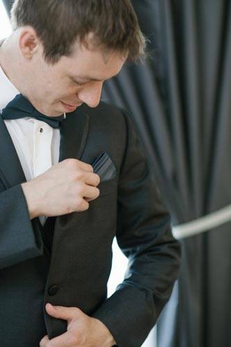 Groom getting ready | Events Luxe Weddings