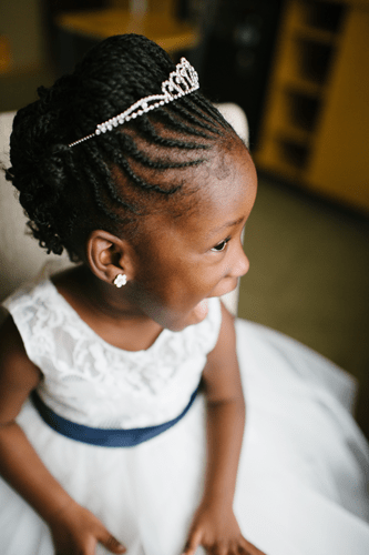 Flower girl | Events Luxe Weddings