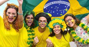 Brazil independence day celebration image