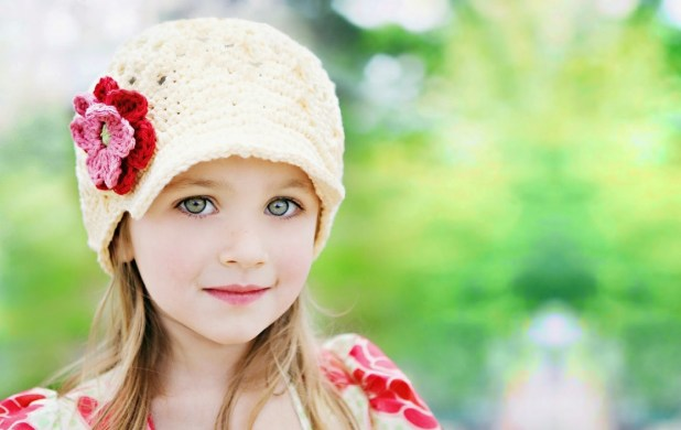 Beautiful baby hd wallpaper