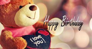 cute birthday wishes image