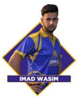 imad waseem karachi kings 2017-2