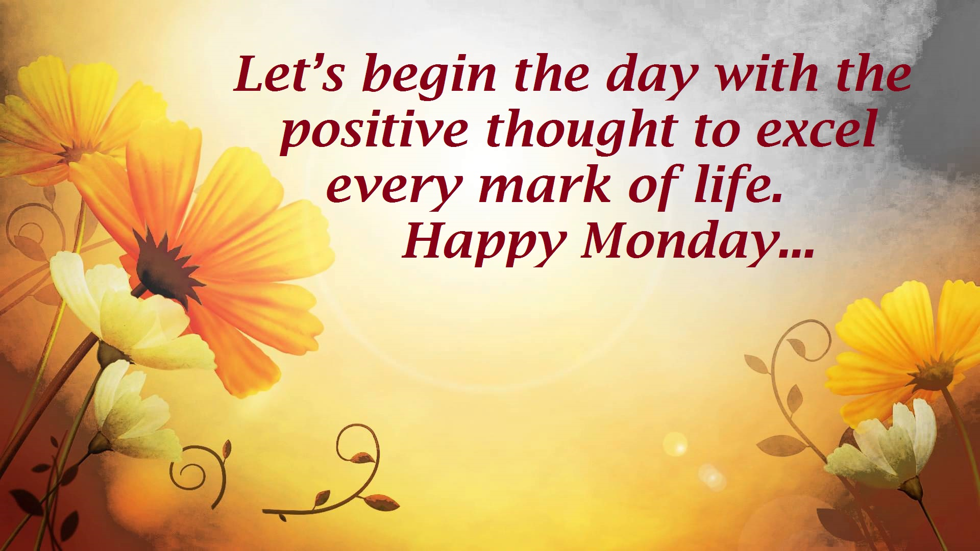 good morning happy monday images