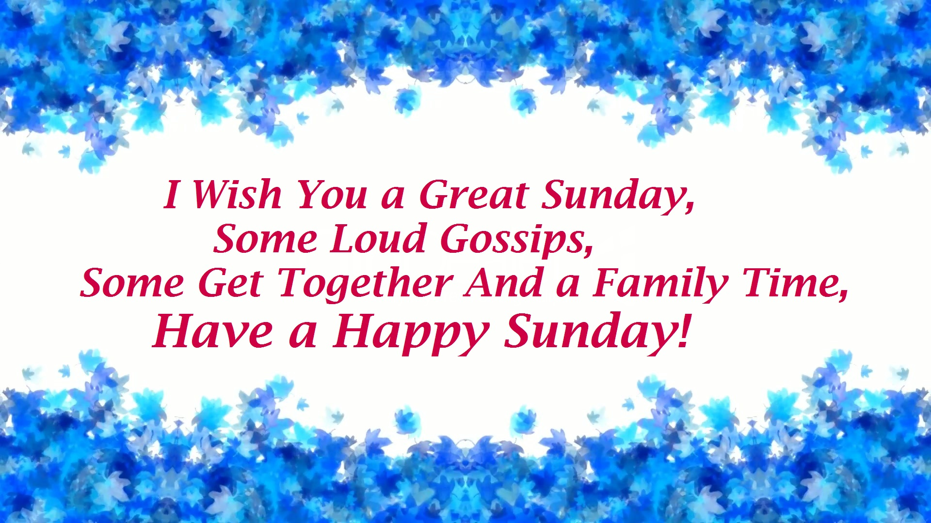 Beautiful Happy Sunday Wishes Messages Images 2017