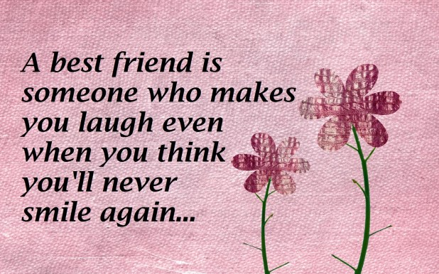 Who Someone Even Think You You Laugh You When Friend Ll Makes Never Again Smile 4