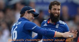 english team icc champion trophy 2017