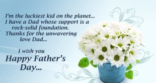 fathers day wishes 2017 image
