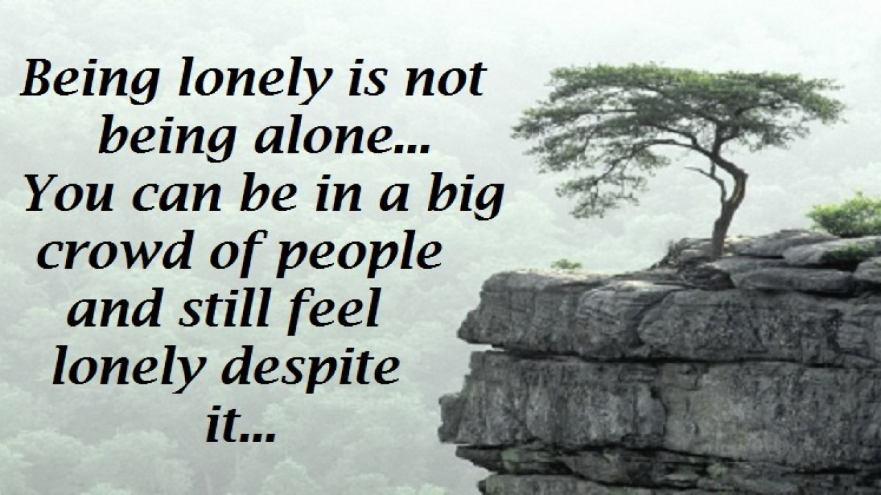 Feeling Alone Quotes 2017 Images | Lonely Quotes